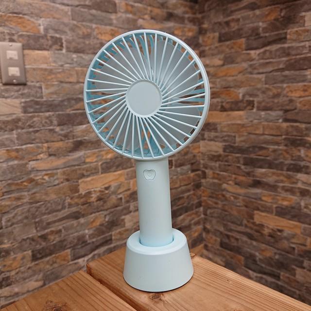 2wayハンズフリーファン 扇風機