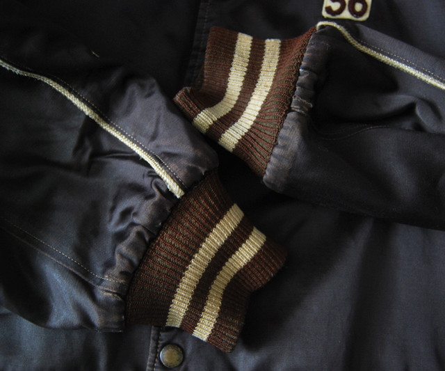 50s BUTWIN Reversible Varsity Jacket