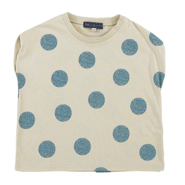 Little s.t. by s.t.closet ドットTシャツ