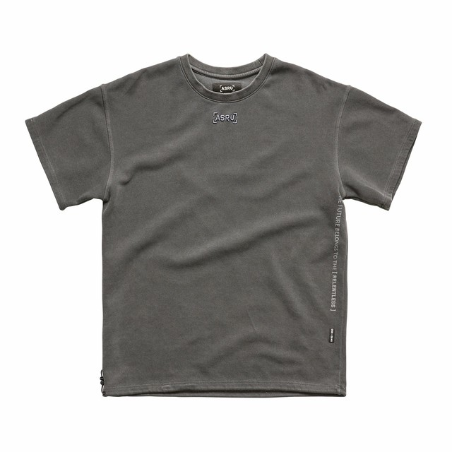 【ASRV】Supima® Vented Tシャツ - Deep Taupe