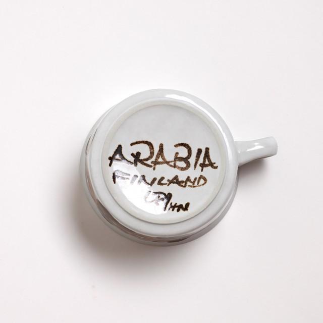 ARABIA アラビア Rosmarin ロスマリン ティー C&S - 6 北欧ヴィンテージ