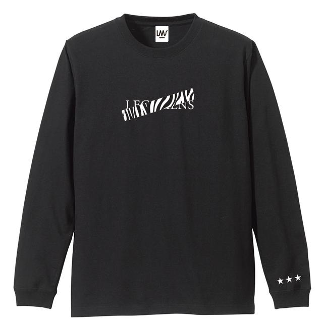 "9月14日受注【""USA"" vintage long sleeve】/ black"