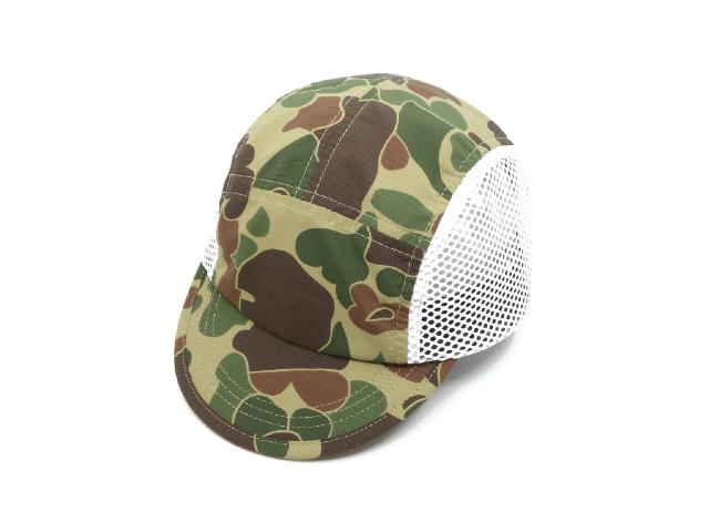 【velo spica】 Pig Snout Camp Caps(HUNT)