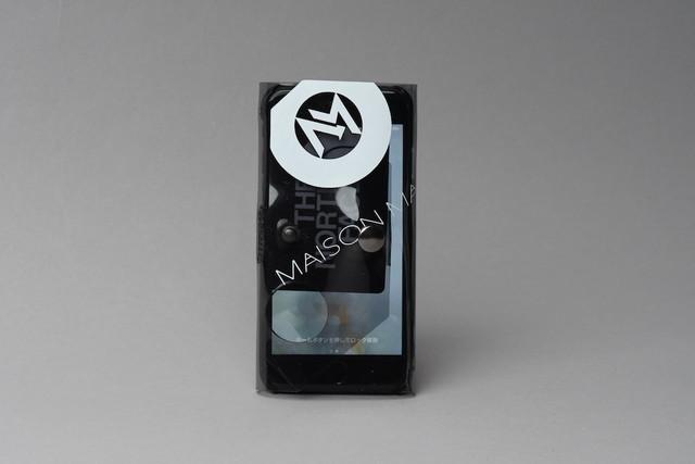 SE2/8/7/6S/6 iphone case □スモークグレー□ - メイン画像