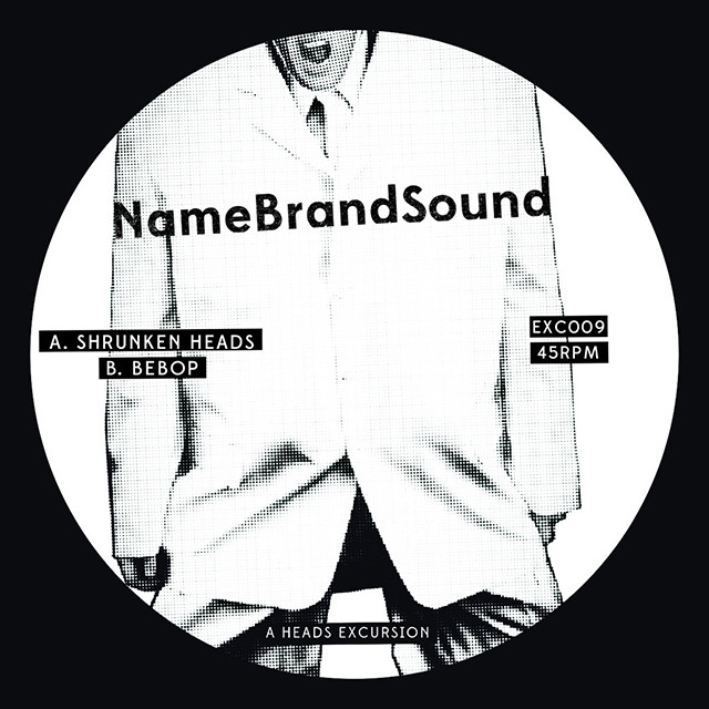 "【12""】NameBrandSound (IG Culture And Alex Phountzi) - A Heads Excursion"