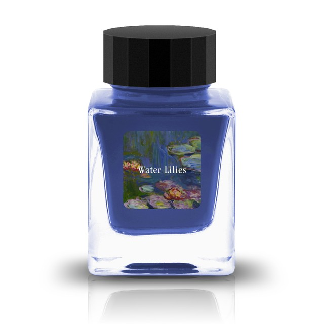 <Crystal Line -Respect Collection>Claude Monet Water Lillies
