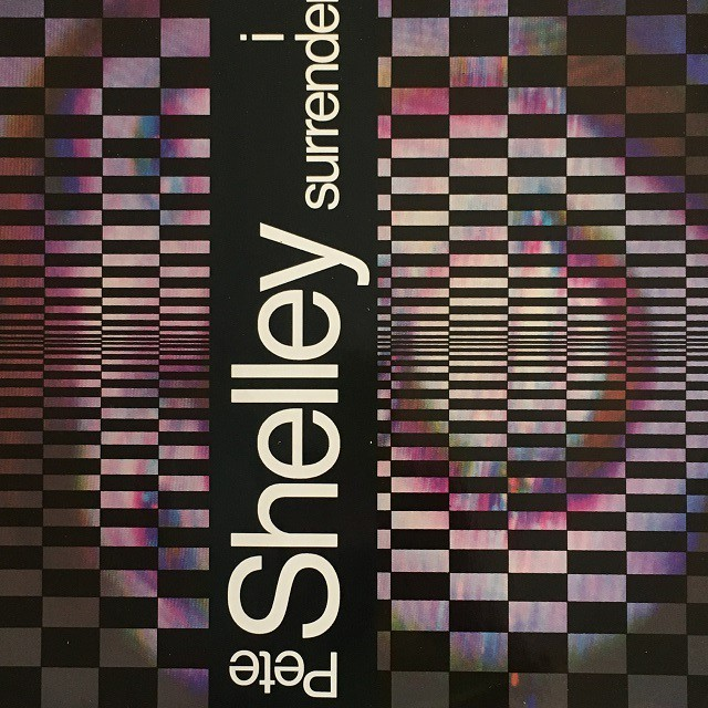 【12inch・英盤】Pete Shelley / I Surrender