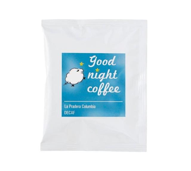 カフェインレスドリップコーヒー デカフェ コロンビア 90杯分