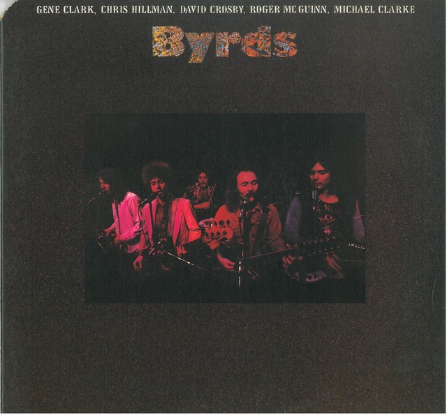 THE BYRDS / BYRDS (LP) USA盤