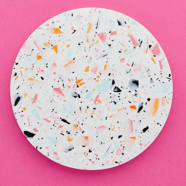 """EMILY MARLIN """"Sharbet Placemat"""""""