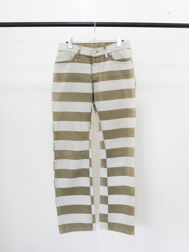 Used HELMUT LANG 99S/S Prisoner pants