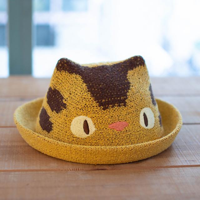 となりのトトロ ちぃぼう キッズ帽子 50cm(ネコバス)