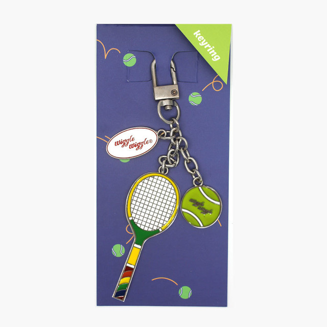 Key ring - Tennis