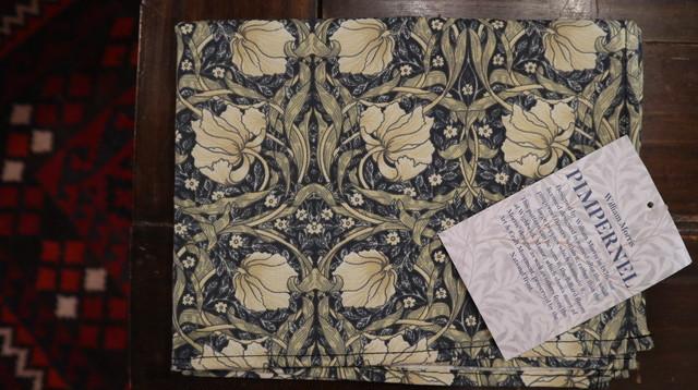 William Morris ティータオル #02