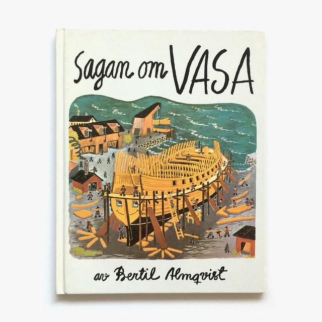 ベッティル・アルムクヴィスト「Sagan om Vasa(ヴァーサ号の物語)」《1994-01》
