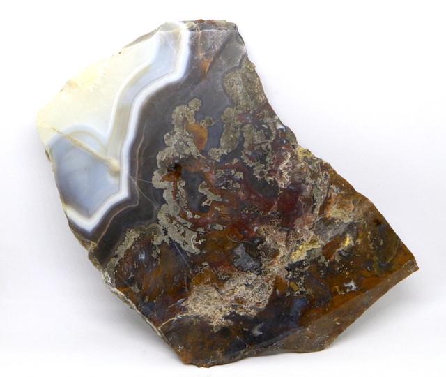 カリフォルニア産 アゲート  瑪瑙 原石 262g AG058 天然石 鉱物 パワーストーン