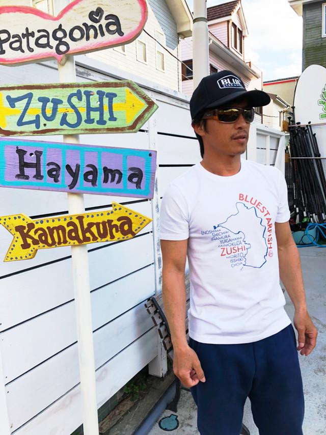 ローカルビーチTシャツ