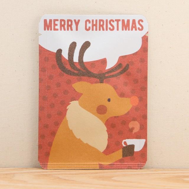 merry christmas茶(乾杯トナカイ) |クリスマス|ごあいさつ茶
