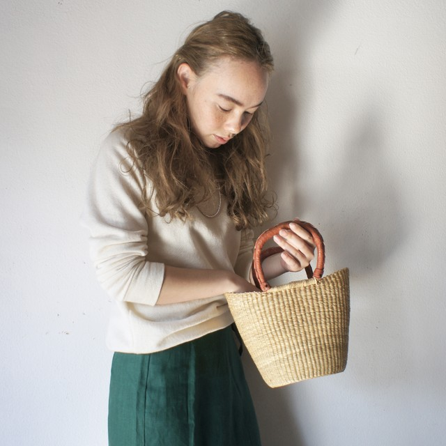 Bolga Basket Natural