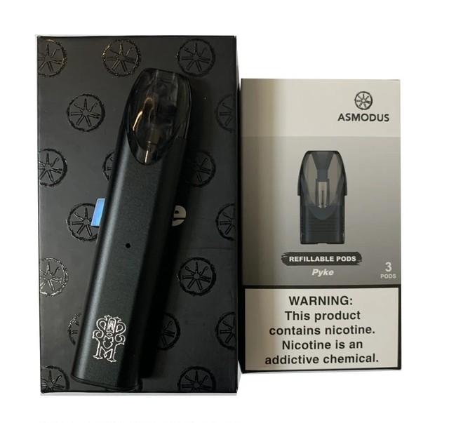 asMODus Pyke 480mAh Ultra-Portable Kit