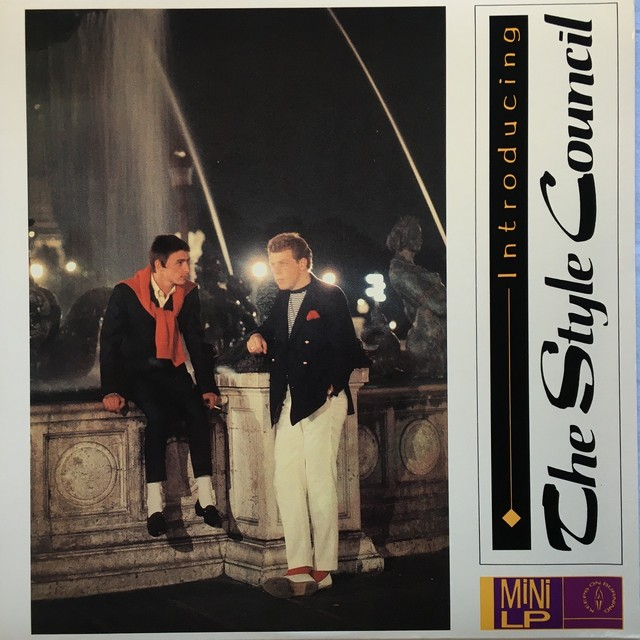 【12inch・米盤】Style Council / Introducing: The Style Council