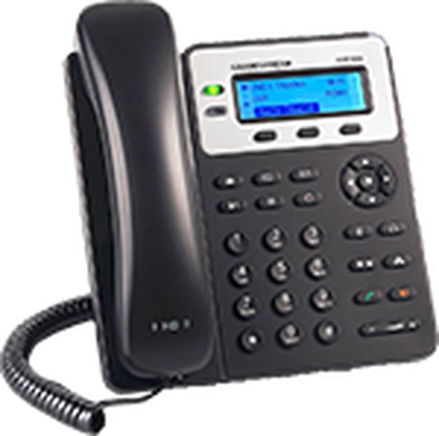 Grandstream GXP1625 IP電話機 2-SIP バックライトLCD PoE