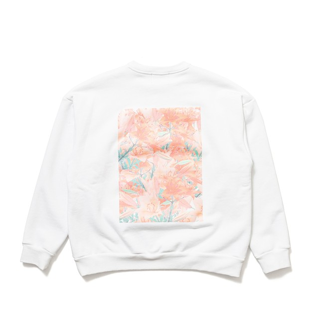 【SON OF THE CHEESE】Lily Crew(WHITE)