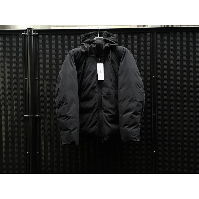 OAMC Sherman Jacket Black OAMN1143-01