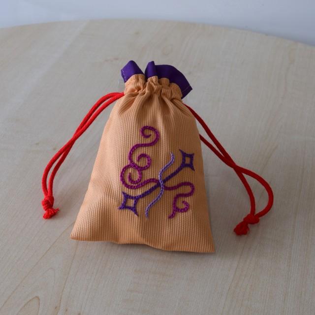 キンチャク  bag 【さっぽろアイヌクラフト】