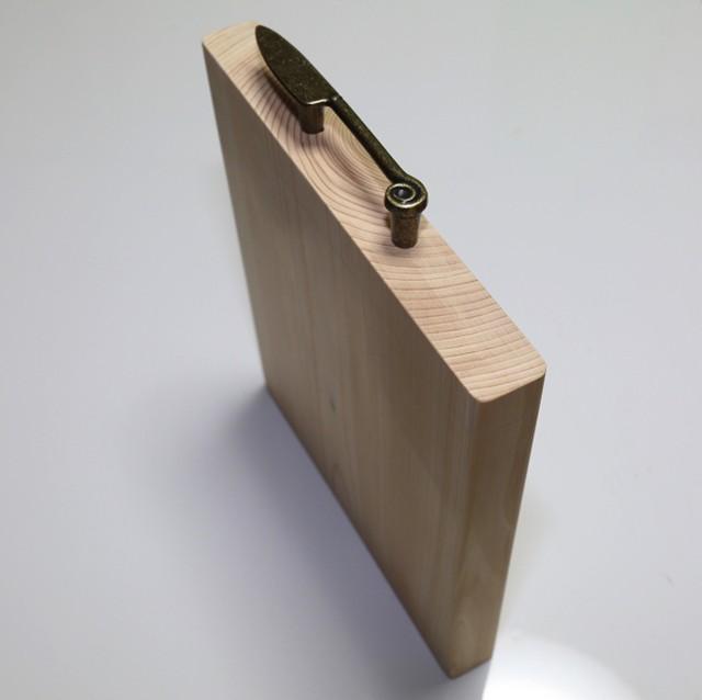 ★ 朴の木(ほうの木)のまな板・ディッシュプレート ★