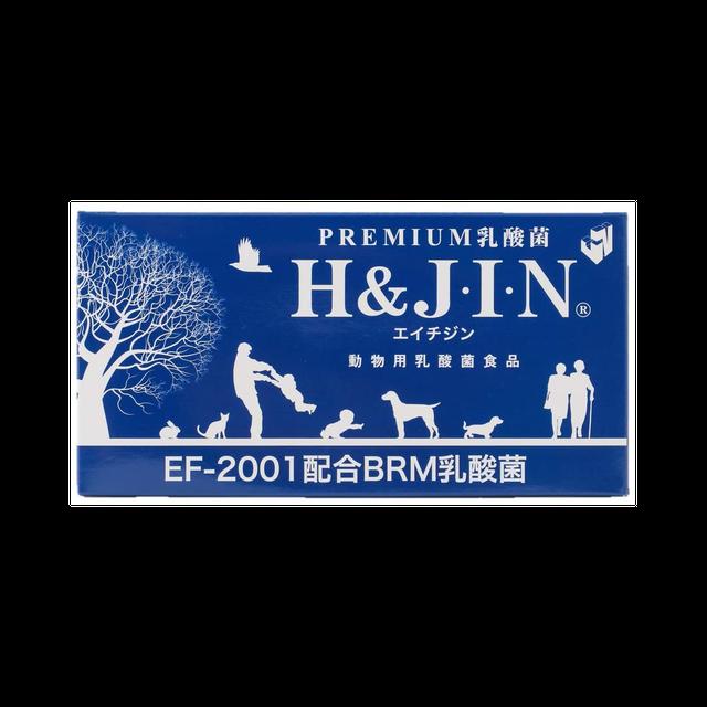 H&JIN Premium乳酸菌 動物用 30包}