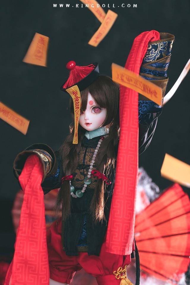Jade-Little Jiang shi (ドール本体・メイクなし・国際配送保険なし)