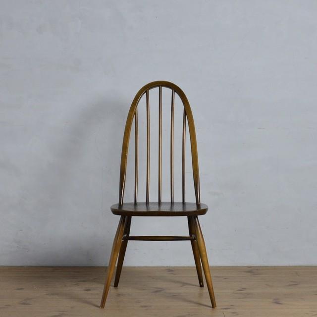 Ercol Quaker Chair / アーコール クエーカー チェア 〈ダイニングチェア・デスクチェア・ウィンザーチェア・コロニアル〉112179