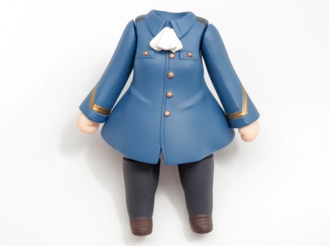 再入荷【579】 ペリーヌ・クロステルマン 体パーツ 戦闘服 ねんどろいど