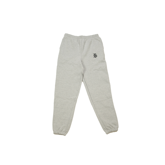 "OL""D""-B- OVERSIZE HEAVY SWEAT PANTS [GRAY]"