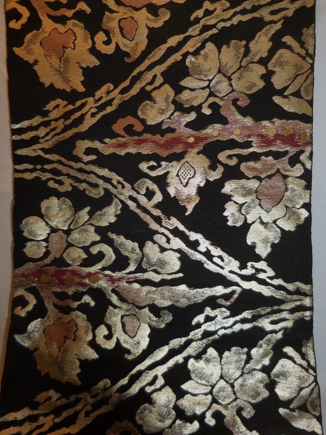 川島織物のつづれ名古屋帯