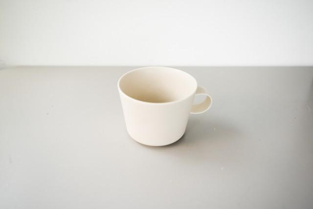 yumiko iihoshi porcelain / unjour matin cup( cup L)