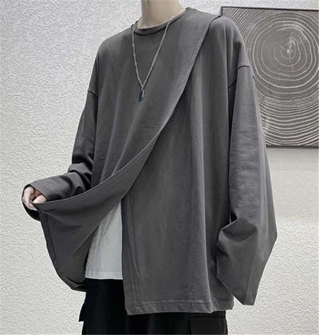 韓国ファッション スリット デザインセンス 百掛け|全国送料無料! ma0308