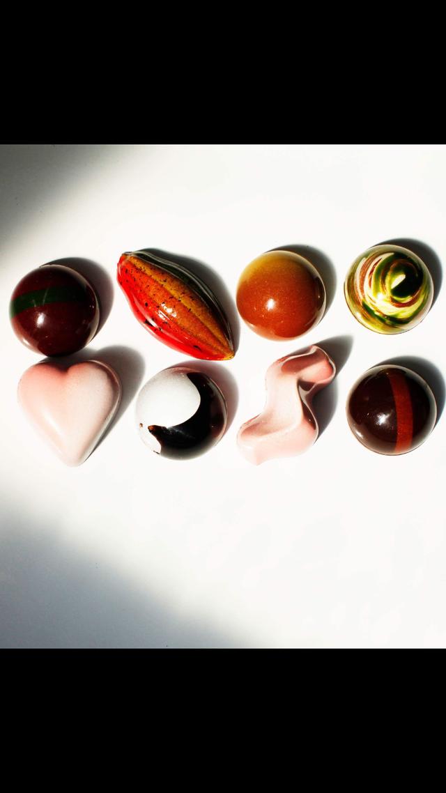葉山の宝石 チョコレート8個(全種類)