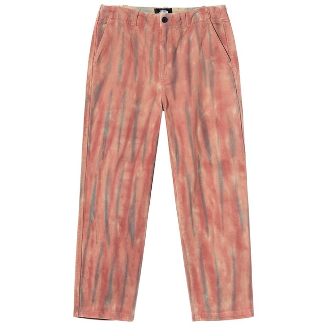 STUSSY DYED UNIFORM PANT