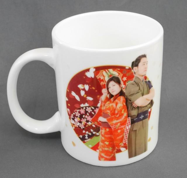 華将マグカップ