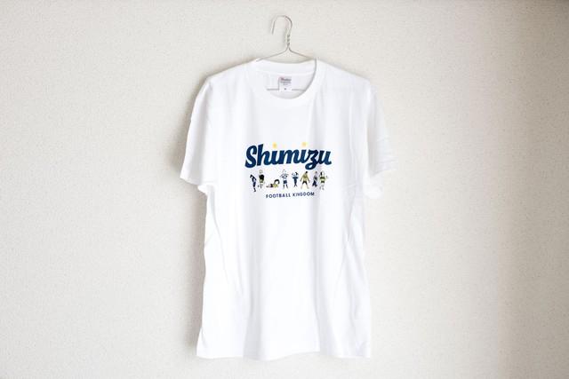 Football Kingdom / 清水サッカーコラボTシャツ