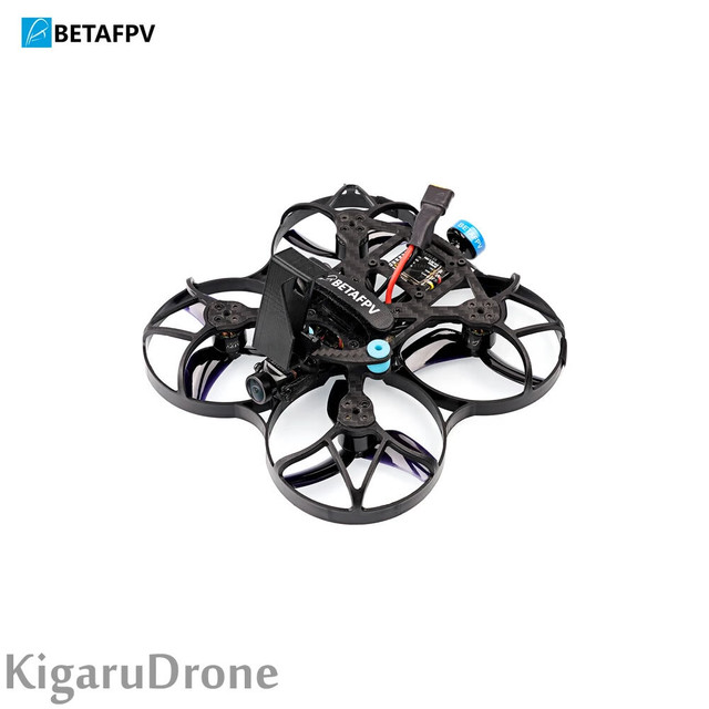 【玄人向け】BETAFPV Beta95X V2 Whoop Quadcopter  レシーバーAC900 / XM+(Futaba / Frsky)