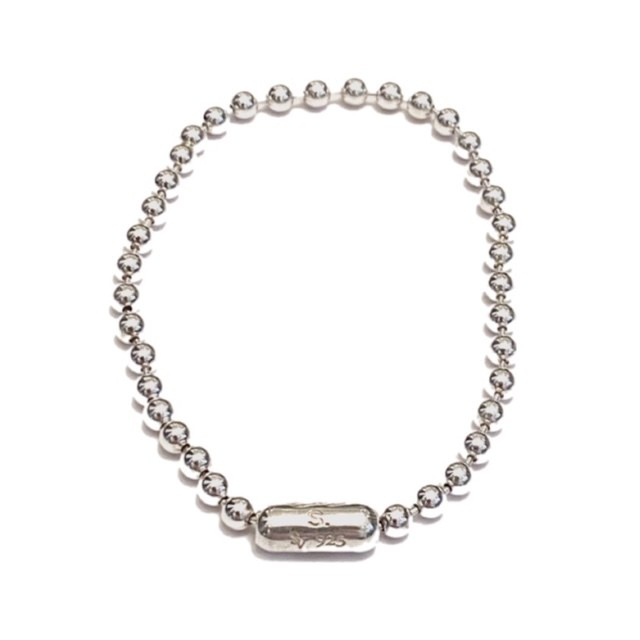 ball chain bracelet -S- regular.