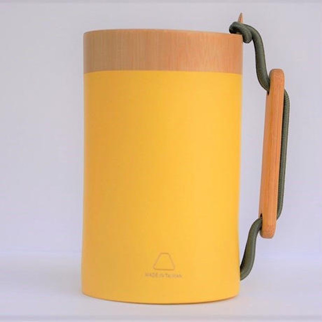 Feel Good -OUTDOOR CUP(YELLOW)