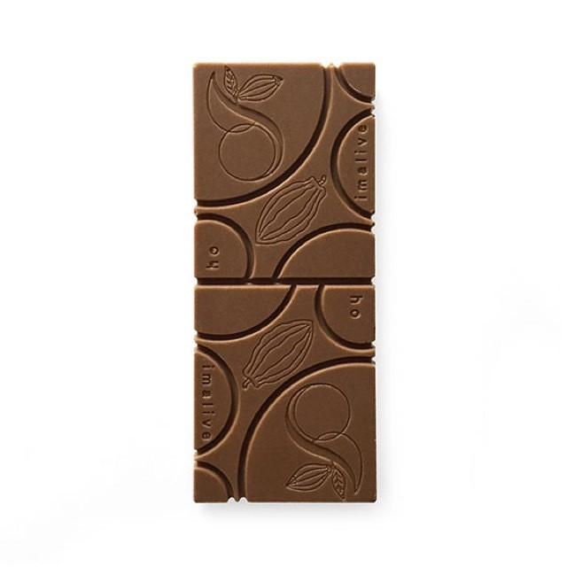 HONDURAS 83% monk(ホンジュラス羅漢果) Bean To Bar raw chocolate