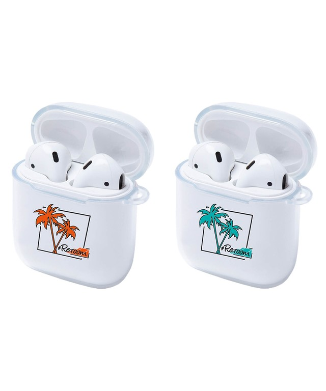 PALM TREE LOGO AirPods SOFT CASE[REG116]