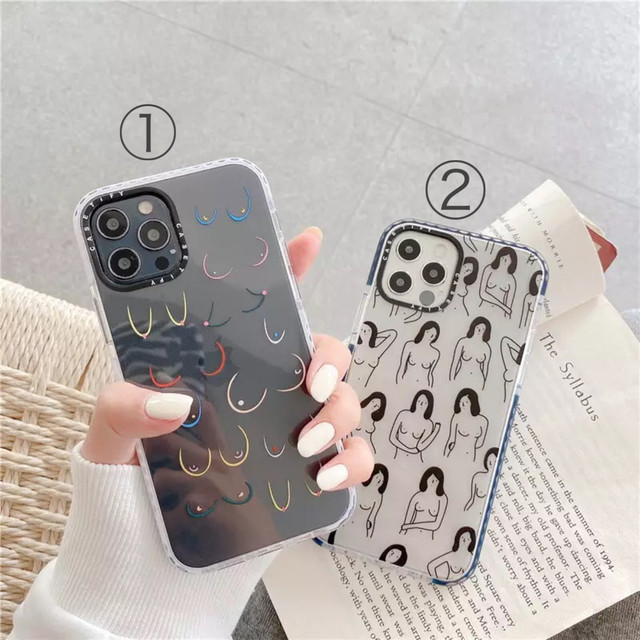 iphoneケース iphone12ケース おもしろ スマホケース 個性的 かわいい 韓国 おしゃれ ケース