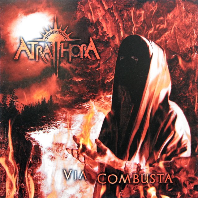 ATRA HORA『Via Combusta』CD
