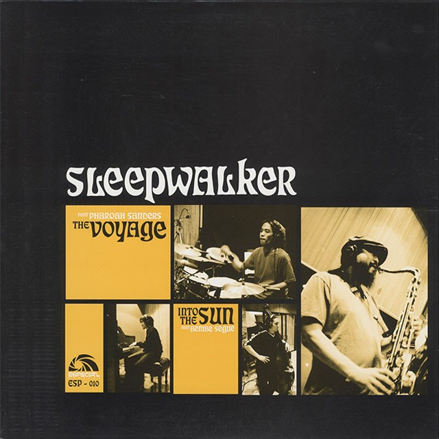 Sleepwalker / The Voyage / Into The Sun (LP)